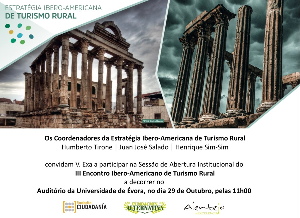 Convite Digital_Encontro Ibero Americano_Turismo Rural_29 Out